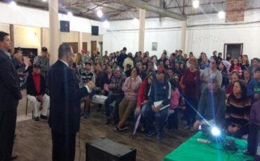 Secretaria de Habitação de Itajaí apresenta Lar Legal no Rio Bonito
